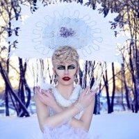Снежная королева :: Марина Лыкова