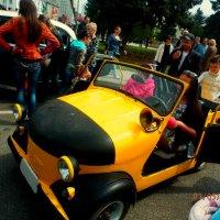 ретро автомобили :: неля  тулузова