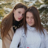 Подруги. :: Александр Ломов