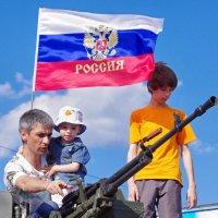 Сыновья :: Олег Неугодников