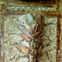 """Мозаика """"Ваза"""" с выставки в музее Городской скульптуры. :: Светлана Калмыкова"""