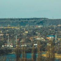Карьерный город :: Дмитрий Чернов