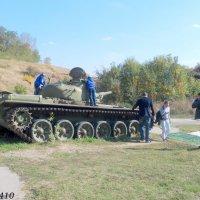 Военно-исторический музей  в г. Аксае (Ростовская обл.) :: Нина Бутко
