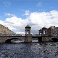 Мост Ломоносова :: Вера