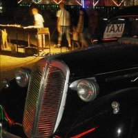 Ночное такси :: Нина Корешкова