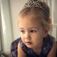 Маленькая принцесска :: Оксана Сафонова