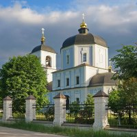 Никольская церковь. :: Юрий Шувалов