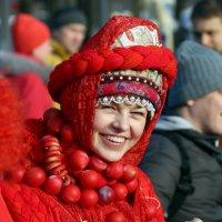 улыбнись прохожий :: Олег Лукьянов