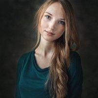 Настя :: Дмитрий Бутвиловский