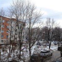 Двор :: Николай Холопов
