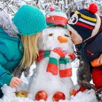 Зимний поцелуй :: Gleipneir Дария
