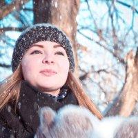 Снежок :: Ольга