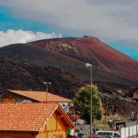 Вулкан Этна :: Witalij Loewin