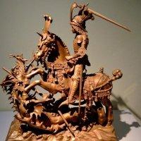 Святой Георгий побеждающий дракона :: Galina194701