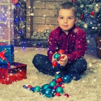 новый год :: Александр Байков