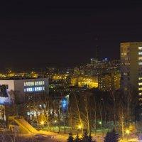 Огни ночного города :: Владимир Максимов