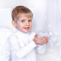 Маленький Ангел. :: Юлия Романенко