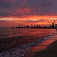 Догорал закат :: Нилла Шарафан