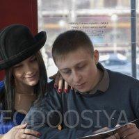 любовная история :: Вера Федотова