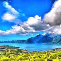 Озеро Батур :: Demian