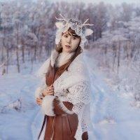 Портрет Олененка :: Светлана Никотина