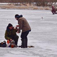 Рыбалка....наливай  да  пей! :: Валера39 Василевский.