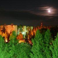 Вид из окна :: Cергей Скотников