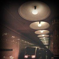 Метро,подземный город :: Евгений Жиляев