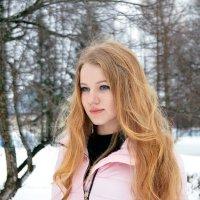 Лиза :: Анна Румянцева