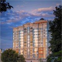 Городское здание. :: Laborant Григоров