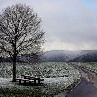 зимнее утро в Баварии.. :: Эдвард Фогель