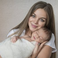 Материнская любовь :: Виктория Агаркова