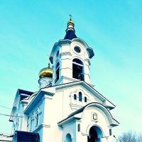Приход храма святителя Николая, архиепископа Мирликийского г. Улан-Удэ :: Елена Фалилеева-Диомидова