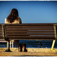 Одиночество :: Михаил Дорошенко