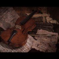 забытая мелодия для скрипки... :: Роман Шафовал