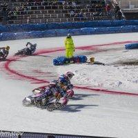 Ice speedway :: Evgeniy Akhmatov