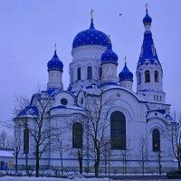 Храм Покрова Пресвятой Богородицы :: Валентина Папилова