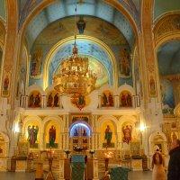 Внутреннее убранство Церкви Покрова Пресвятой Богородицы :: Валентина Папилова