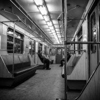 в подземелье ... :: Роман Шершнев