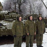 Экипаж танка :: Игорь Вишняков