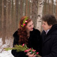 Любовь :: Аркадьевна Кокарева