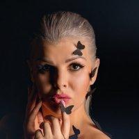 Бабочки :: Юрий Лысенко
