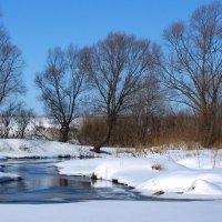 К весне торопится ручей... :: Лесо-Вед (Баранов)