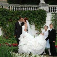 Свадьба :: Федор Пшеничный