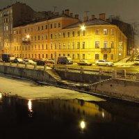 Зимний вечер... :: Дмитрий