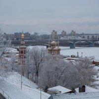 Зимняя... :: Дмитрий Гортинский