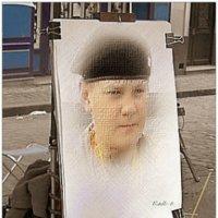 Портрет будущего защитника :: Кай-8 (Ярослав) Забелин