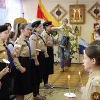 Свеча памяти. С Днем Защитника Отечества! :: Ольга Крулик