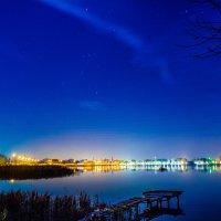 озеро :: Александр Байков