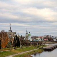 Патриархальный городок :: Валерий Смирнов